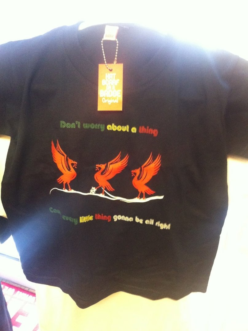 "Kids ""Don't Worry"" T-Shirt"