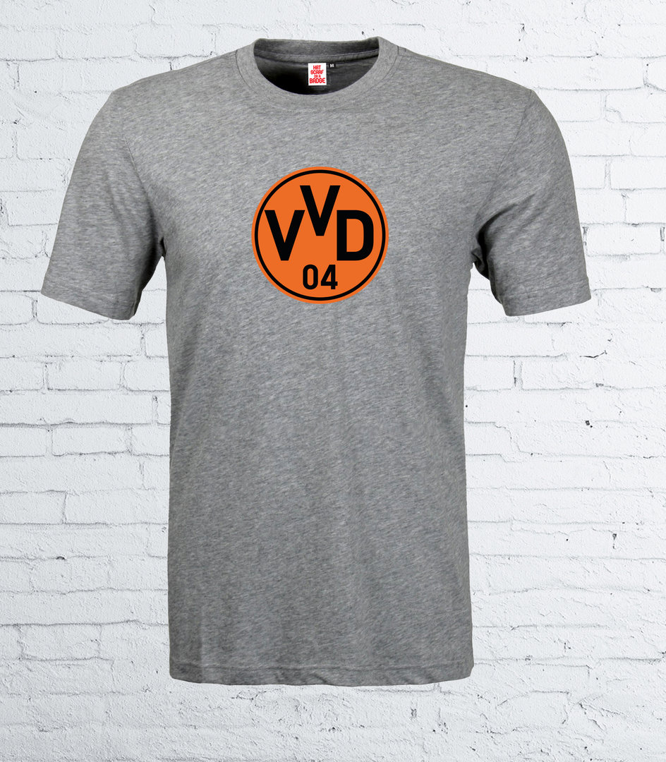 Pre-Order VVD T-Shirt(Orange)-for delivery in 10/14 days