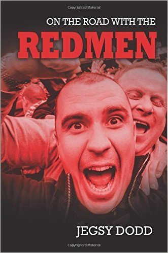On the Road with the Redmen Book