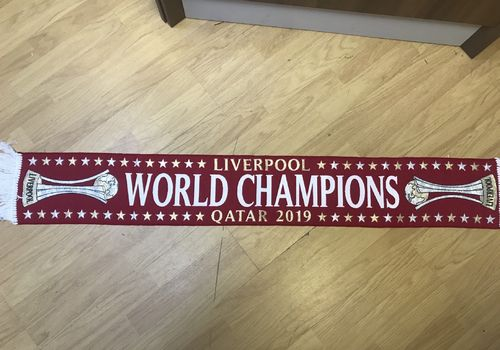 World Champions Scarf