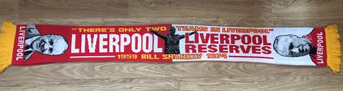 Only teams on merseyside scarf